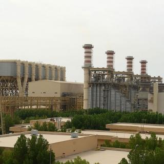 شرکت تولید نیروی برق آبادان